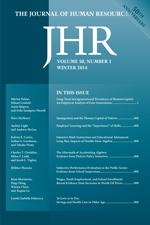 human resource journal Human resources & organizational behavior journals & periodicals human resources & organizational behavior international journal of human resource management.
