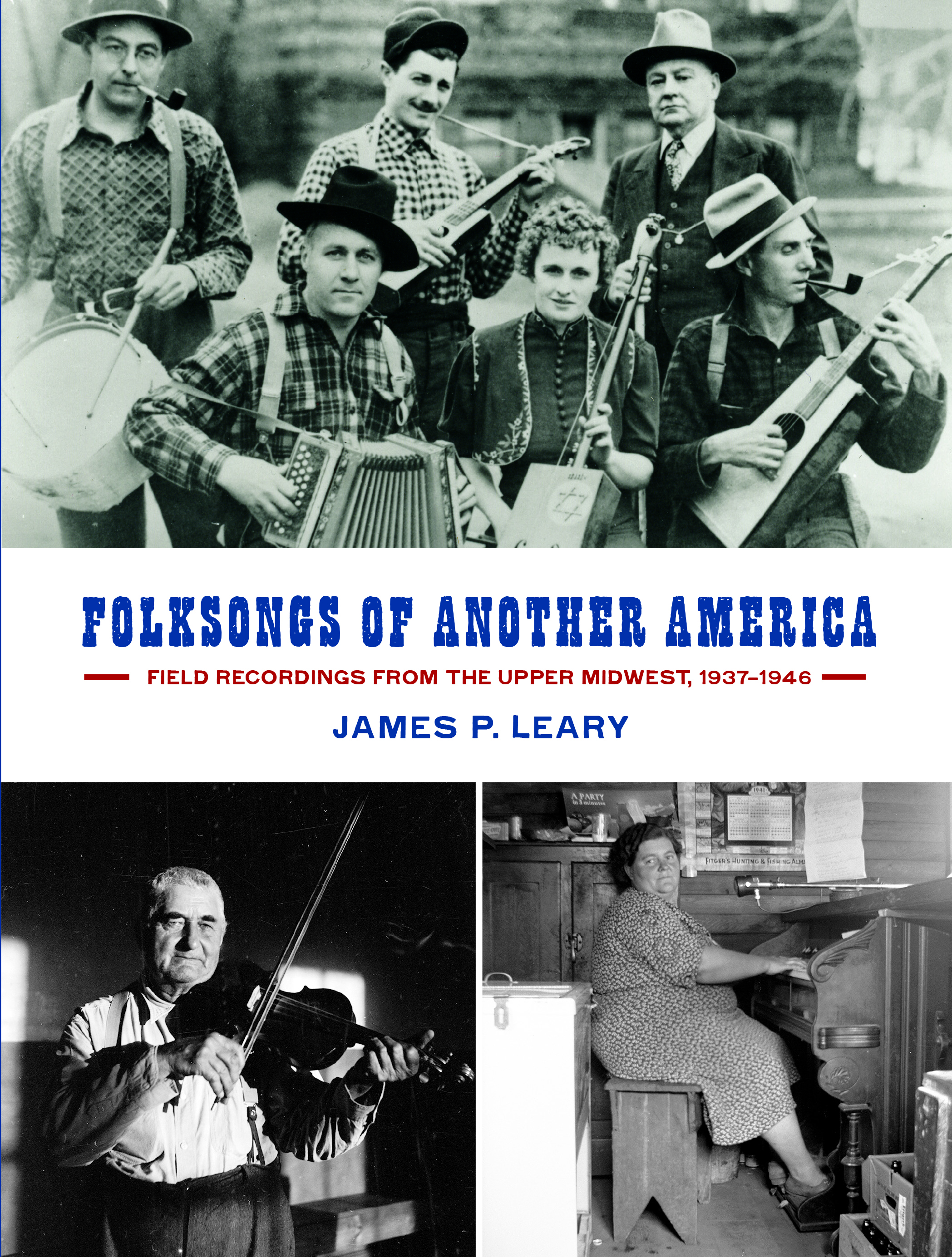 UW Press: Folksongs of Another America