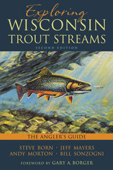 Exploring WI Trout Streams Cover