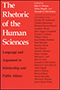 The Rhetoric of the Human Sciences