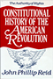 Constitutional History of the American Revolution, Volume I