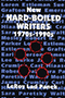 New Hard-Boiled Writers