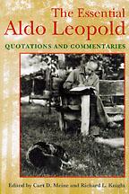 Aldo Leopold Bench History