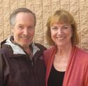 Michael Hinden and Betsy Drain. Photo credit Hari Rorlich.