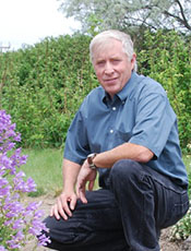 Steven L. Love, new editor of Native Plants Journal.
