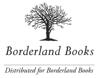 Borderland Books logo has a black tree
