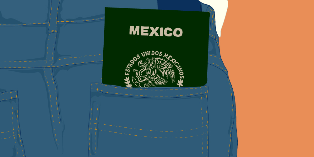 Mexican passport